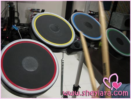 Rock Band 2 drums