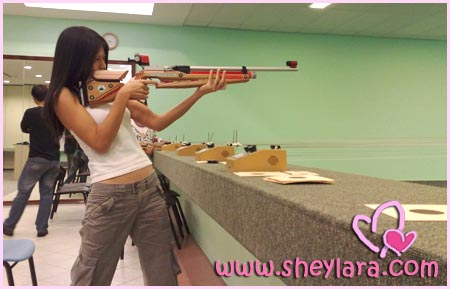 Safra Yishun Indoor Air Rifle