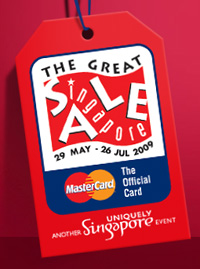 The Great Singapore Sale 2009