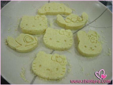Making Polvoron