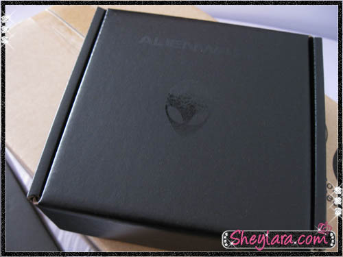 My Alienware Shipment Arrived