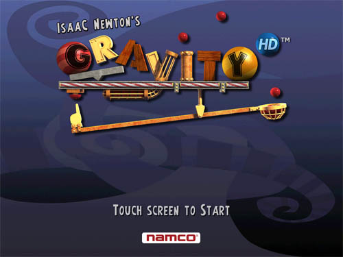 Isaac Newton's Gravity HD