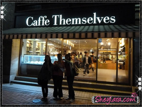Caffe Themselves