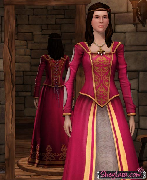 The Sims Medieval - Sheylara