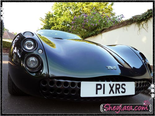 Olive the TVR Tuscan