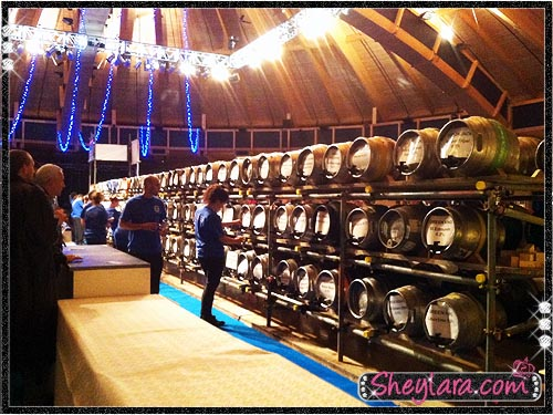 Bournemouth Beer Festival 2012